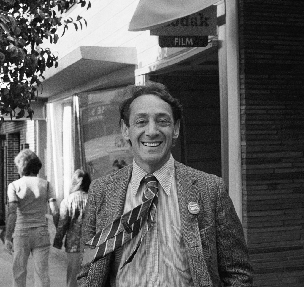 Harvey Milk Day is obs...